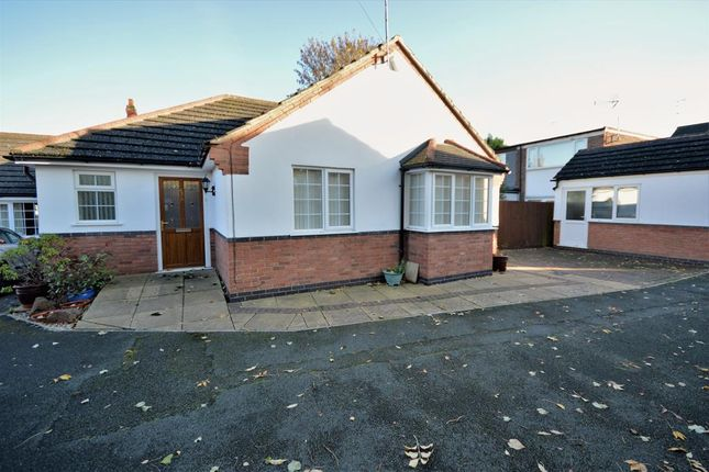 Thumbnail Bungalow for sale in Auburn Road, Blaby