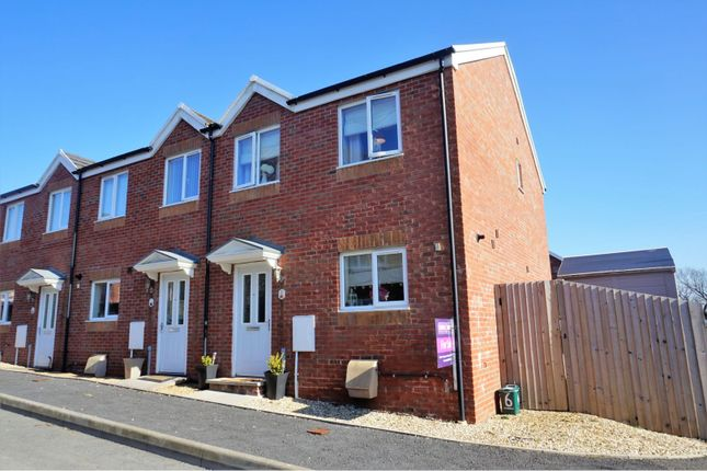 Thumbnail End terrace house for sale in Clos Coed Derw, Penygroes, Llanelli