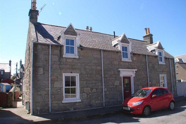 Thumbnail Flat for sale in John Street, Lossiemouth