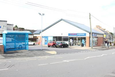 Thumbnail Retail premises for sale in Tesco Investment, Cimla Road, Neath