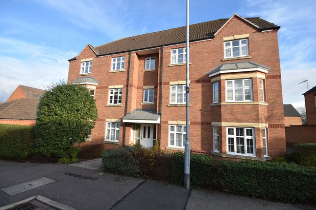 2 bed flat to rent in Mendel Drive, Loughborough LE11