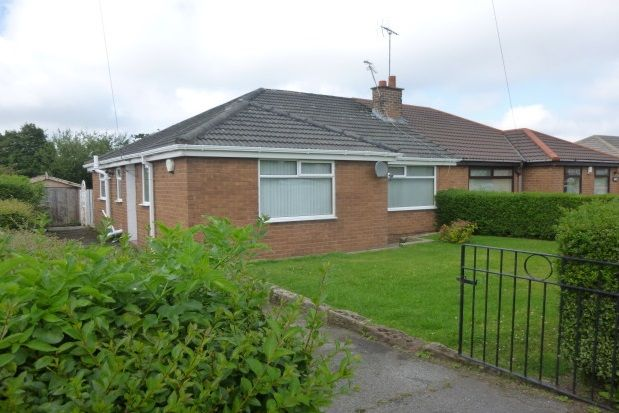 Thumbnail Bungalow to rent in Fishers Lane, Heswall, Wirral