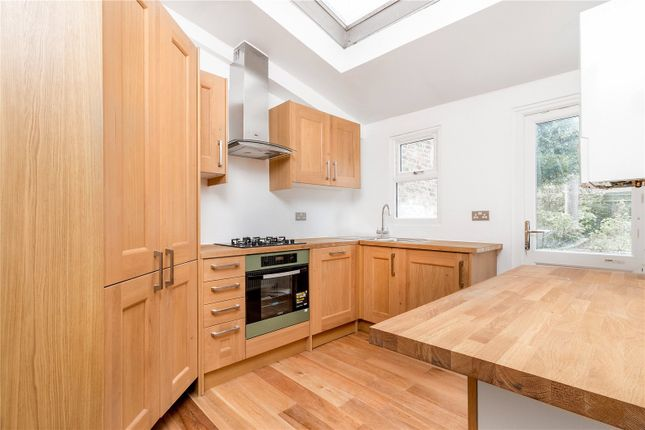 Thumbnail Terraced house to rent in Axminster Road, London