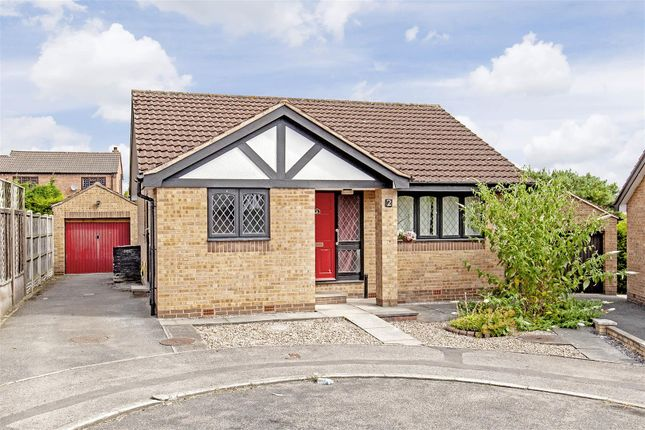 Thumbnail Detached bungalow for sale in Wheatfield Way, Ashgate, Chesterfield