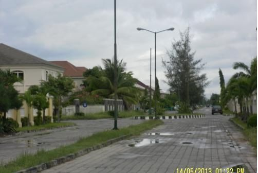 Thumbnail Land for sale in Water Front Plot Vgc, Water Front Plot Vgc, Nigeria