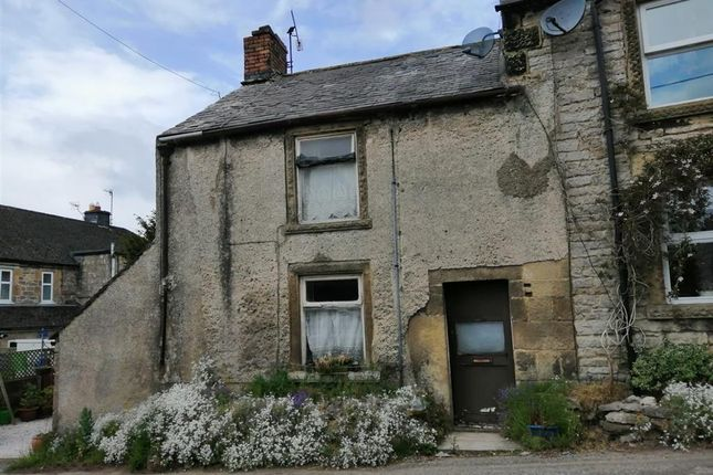 Thumbnail 2 bedroom end terrace house for sale in Bradford, Youlgrave, Bakewell