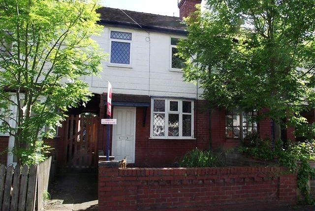 Thumbnail Terraced house to rent in Aldwych Avenue, Blackpool
