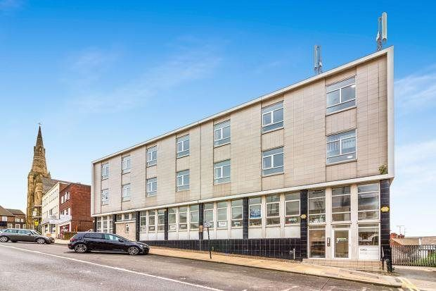 Thumbnail Flat to rent in Ship Hill, Rotherham