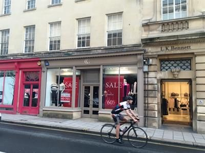 Thumbnail Retail premises to let in 24, New Bond Street, Bath