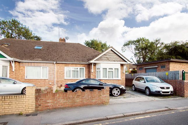 Thumbnail Semi-detached bungalow for sale in Nightingale Lane, Wanstead