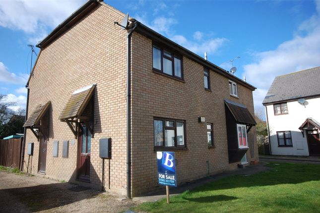 Thumbnail Terraced house for sale in Merton Place, South Woodham Ferrers, Chelmsford, Essex