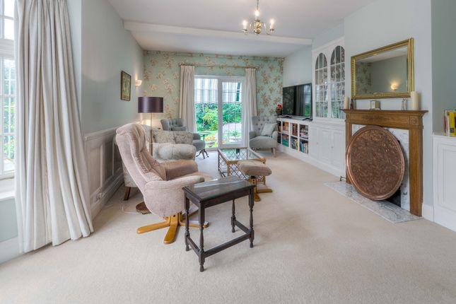 Living Room of Salvington Hill, High Salvington, Worthing BN13
