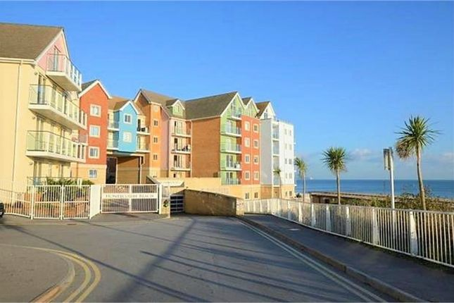 Thumbnail Flat for sale in Honeycombe Chine, Boscombe, Bournemouth, Dorset