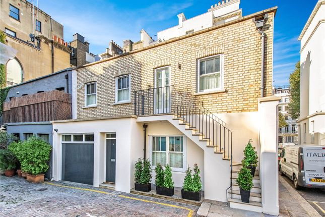 Thumbnail Mews house for sale in Queensberry Mews West, London