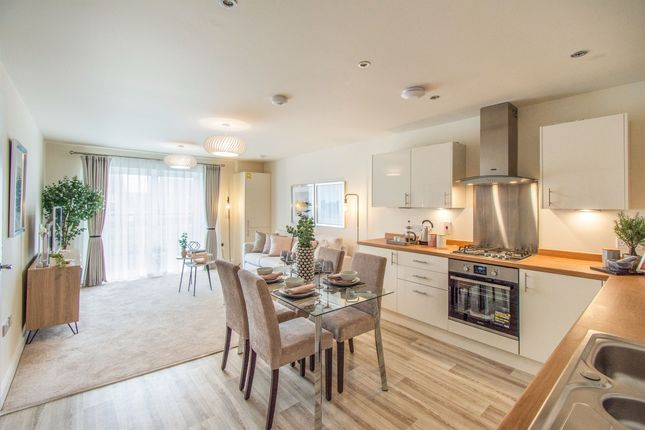 2 bed flat for sale in Northgate, Braithwell Road, Maltby, Rotherham S66