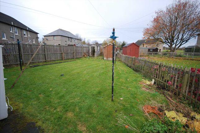 Rear Garden of Glencairn Street, Stevenston KA20