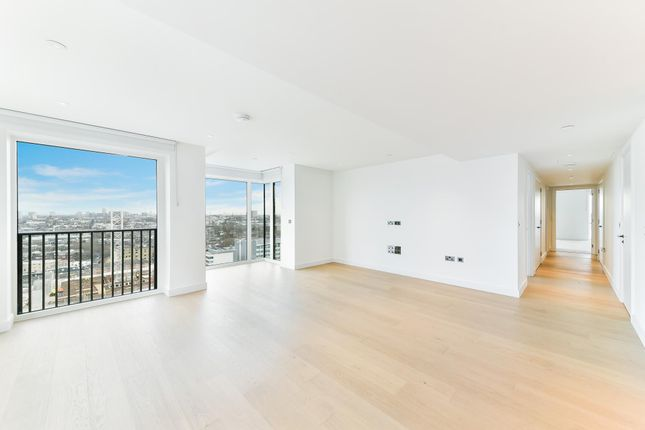 Thumbnail Flat to rent in Penthouse, Belvedere Row, White City Living