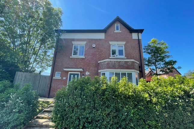 Thumbnail Detached house to rent in Boothshall Way, Worsley, Manchester