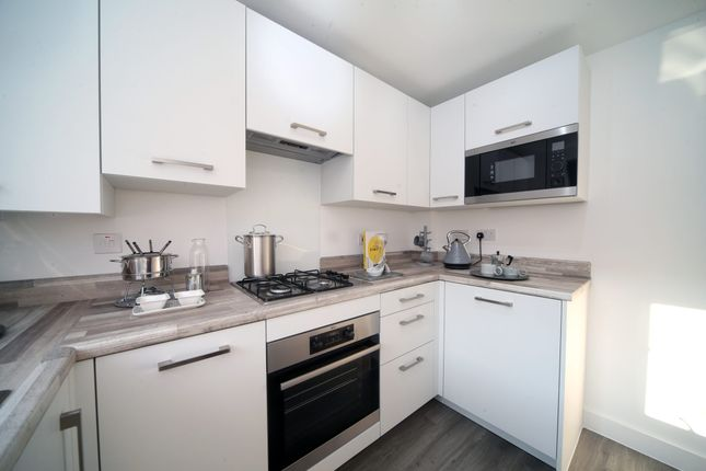 """Thumbnail Detached house for sale in """"The Hutton"""" at Southwell Close, Melton Mowbray"""