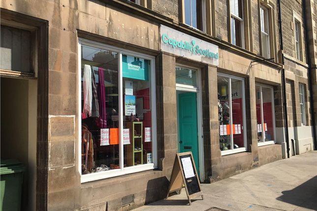 Thumbnail Retail premises to let in 40 Market Street, Haddington