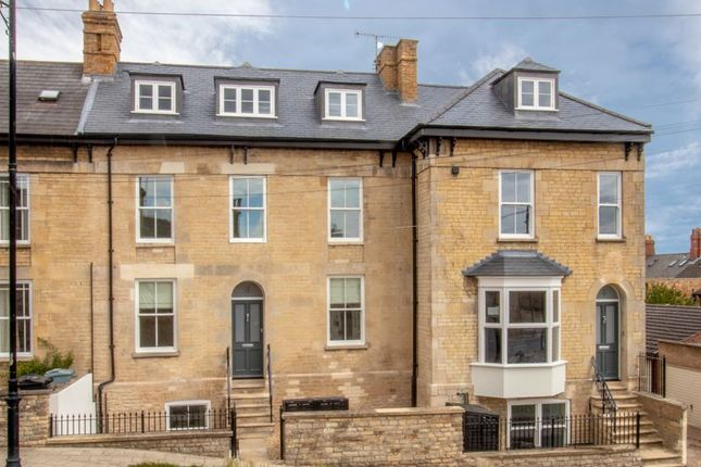 Thumbnail Flat for sale in The Penthouse, Brownlow Terrace, Stamford