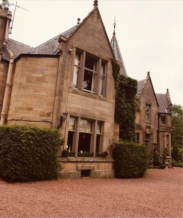 Thumbnail Detached house for sale in Galashiels, Scottish Borders