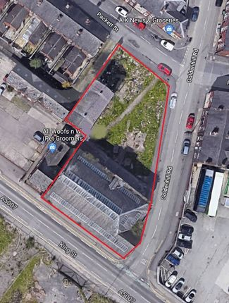 Industrial for sale in 445 King Street, Fenton, Stoke-On-Trent, Staffordshire