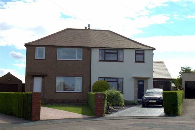 3 bed semi-detached house for sale in Glamis Hill, Berwick-Upon-Tweed, Northumberland