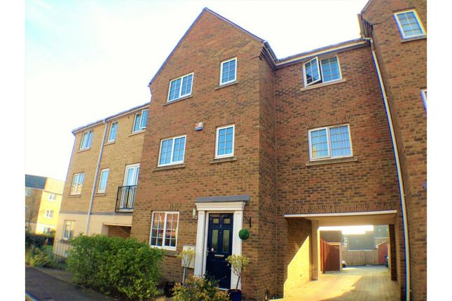 Thumbnail Terraced house to rent in Bradford Drive, Colchester, Essex