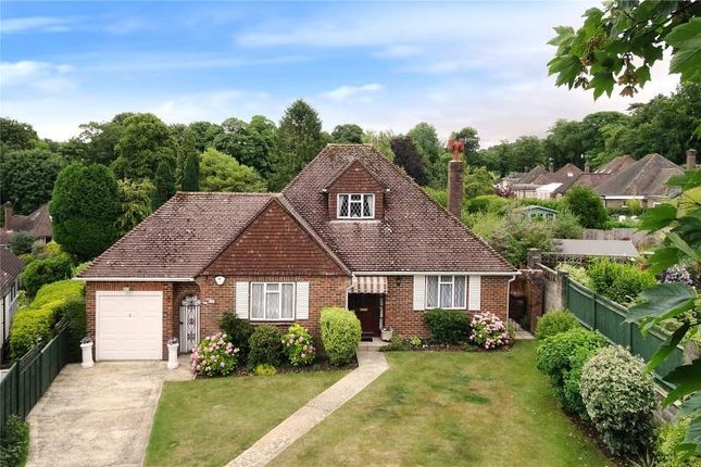 Thumbnail Detached bungalow for sale in Findon, Worthing, West Sussex