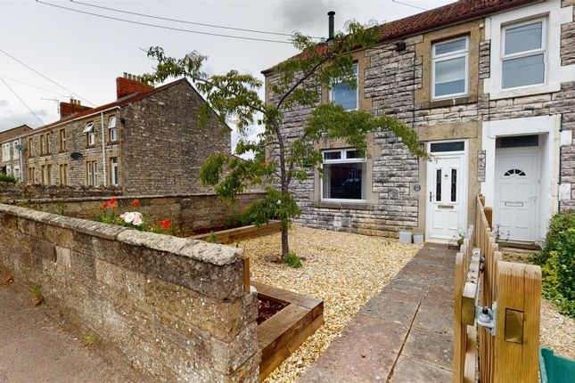 Thumbnail End terrace house for sale in Charlton Road, Midsomer Norton, Radstock
