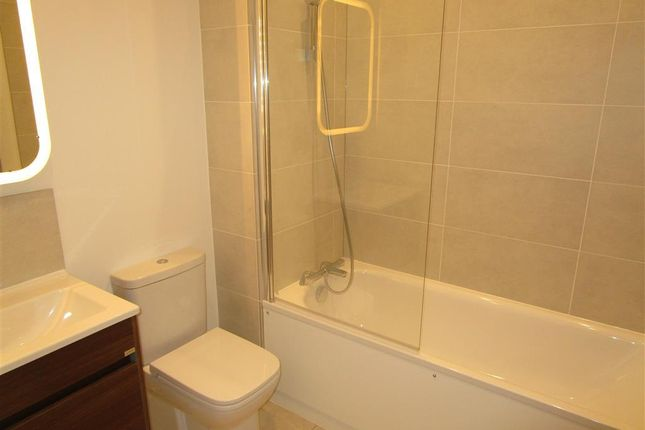 Bathroom of St Giles Street, Northampton NN1