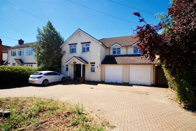 Thumbnail Detached house for sale in The Firs, Nayland Road, Great Horkesley, Colchester