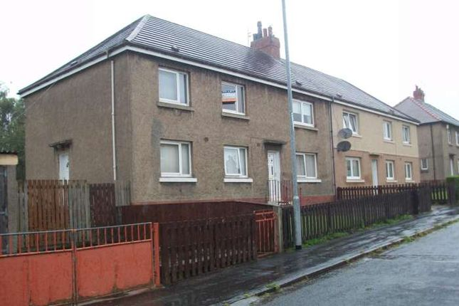 Thumbnail Flat to rent in Pirnmill Avenue, Motherwell