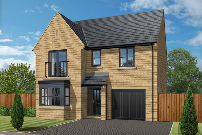 Thumbnail Detached house for sale in Plot 3, Upper Hoyland Road, Hoyland, Barnsley