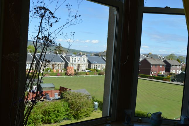 View From Lounge of Flat 1/4, 12, The Terrace, Ardbeg, Rothesay, Isle Of Bute PA20