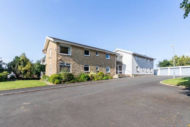 Thumbnail Flat for sale in Castlehill Road, Kilmacolm, Inverclyde