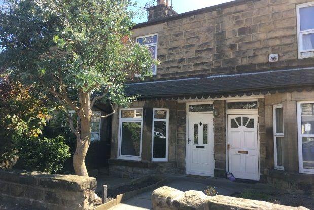 Thumbnail Terraced house to rent in Mayfield Terrace, Harrogate