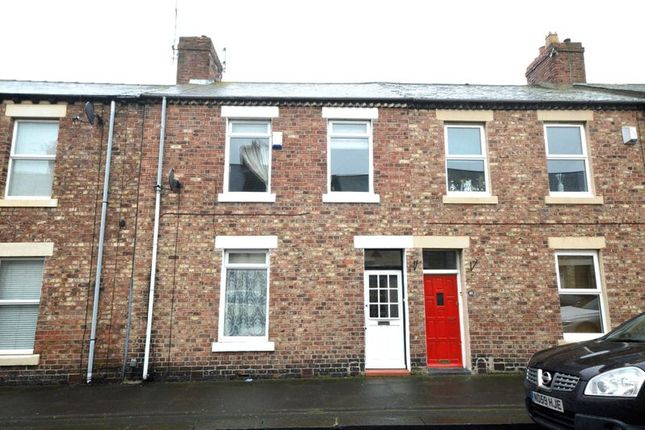 Thumbnail Terraced house for sale in Edith Street, Tynemouth, North Shields