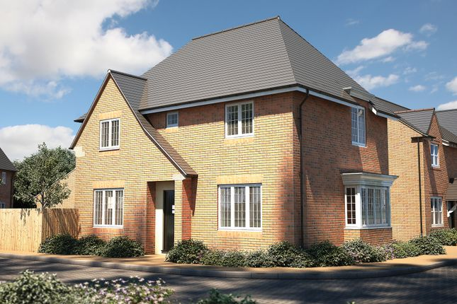 """Detached house for sale in """"The Rainham"""" at Roman Road, Bobblestock, Hereford"""