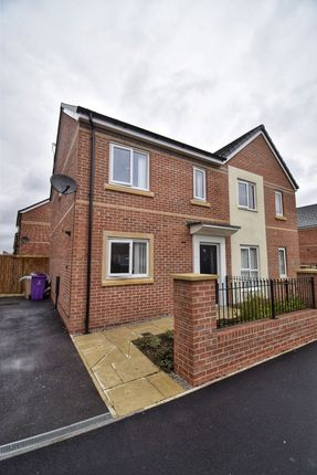 Thumbnail Semi-detached house for sale in St Domingo Vale, Anfield, Liverpool