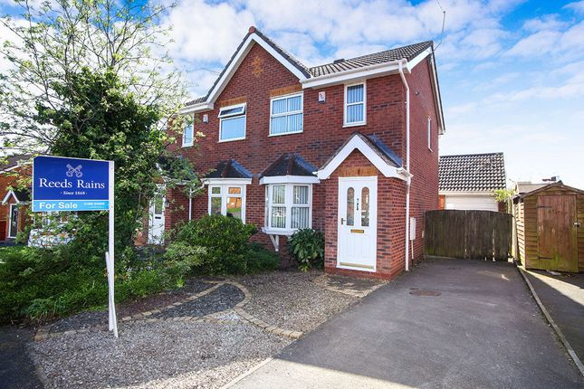 2 bed semi-detached house for sale in Coningsby Drive, Winsford