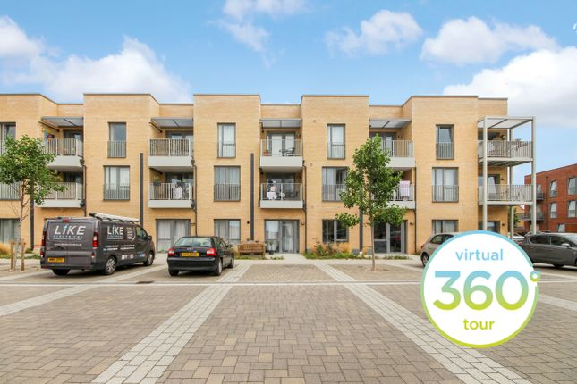 Thumbnail Flat to rent in Berwick Place, Trumpington, Cambridge