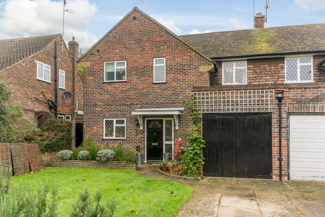 Thumbnail Semi-detached house for sale in Norman Crescent, Pinner, London