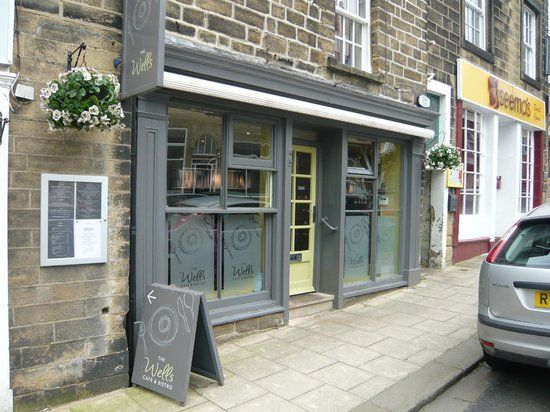 Restaurant/cafe for sale in Ilkley, West Yorkshire