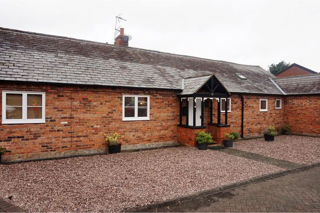 Thumbnail Barn conversion for sale in Chester Road, Helsby