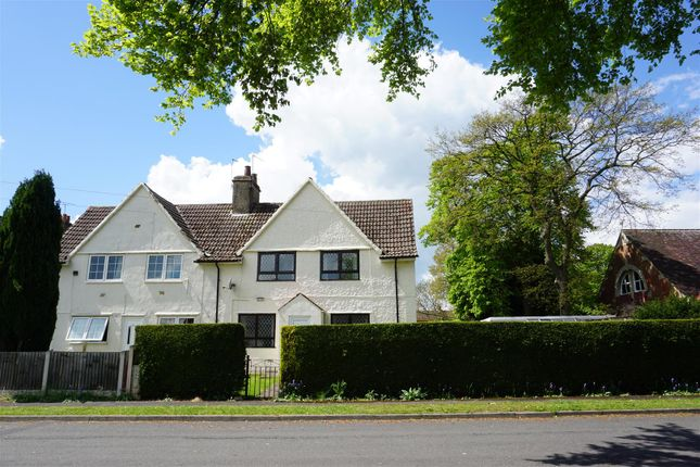 Thumbnail Semi-detached house for sale in The Park, Woodlands, Doncaster