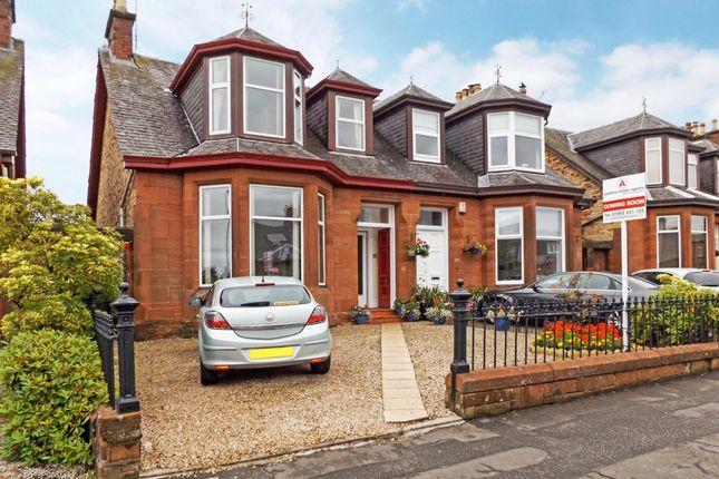 Thumbnail Semi-detached house for sale in Mclelland Drive, Kilmarnock