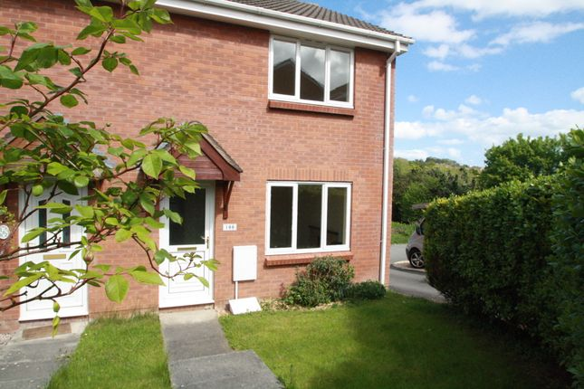 Thumbnail Semi-detached house to rent in Orchid Vale, Kingsteignton Devon
