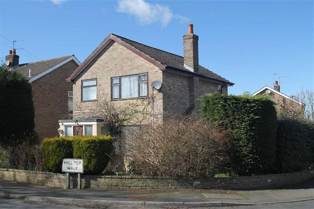 3 bed detached house for sale in Hill Top Avenue, Harrogate, North Yorkshire
